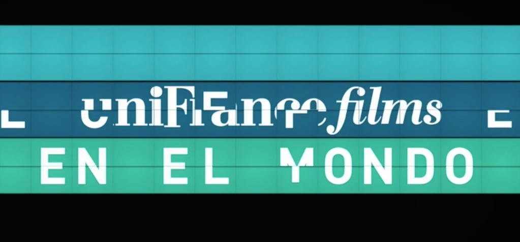 UniFrance dévoile son nouveau logo animé