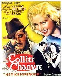 Le Collier de chanvre - Poster Belgique