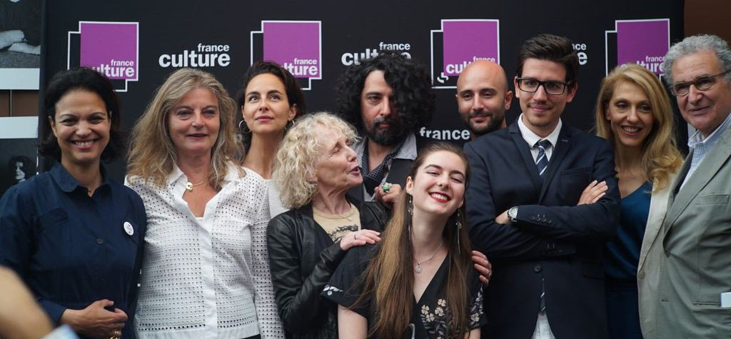 Speak Up wins the 2018 International Students Award
