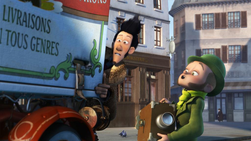 Un monstre à Paris - © 2011 Europacorp – Bibo Films – France 3 Cinema - Walking The Dog