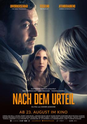 Custody - Poster - Germany