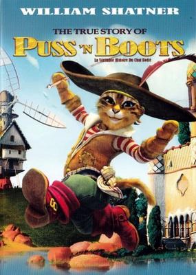 La Véritable Histoire du chat botté - Poster - Canada