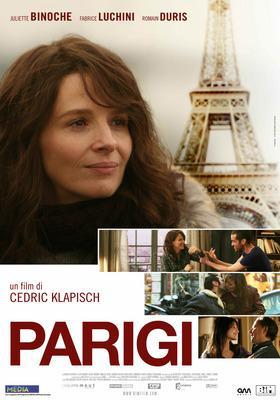 パリ - Poster Italie