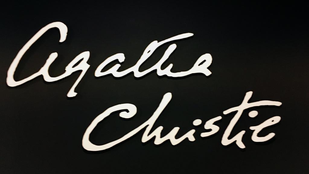 Agatha Christie, a Legacy of Crime