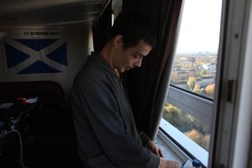 Glasgow contre Glasgow