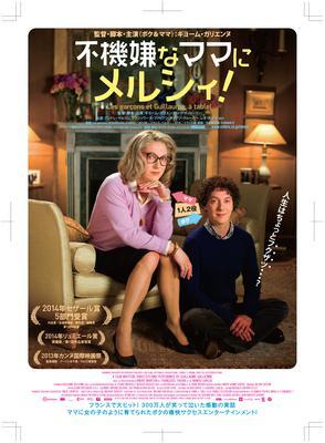 Les Garçons et Guillaume, à table ! - poster - Japan