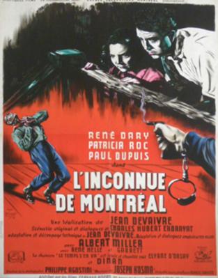 The Stranger from Montréal