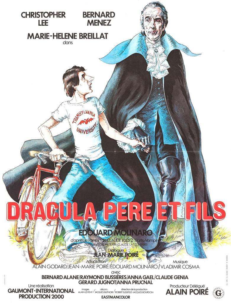 Drácula, padre e hijos