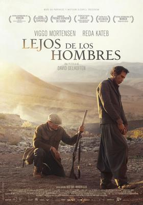 Far From Men - Poster - Spain