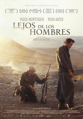 Lejos de los Hombres - Poster - Spain