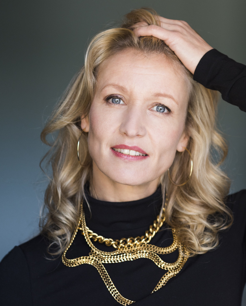 Alexandra Lamy - © Philippe Quaisse / UniFrance