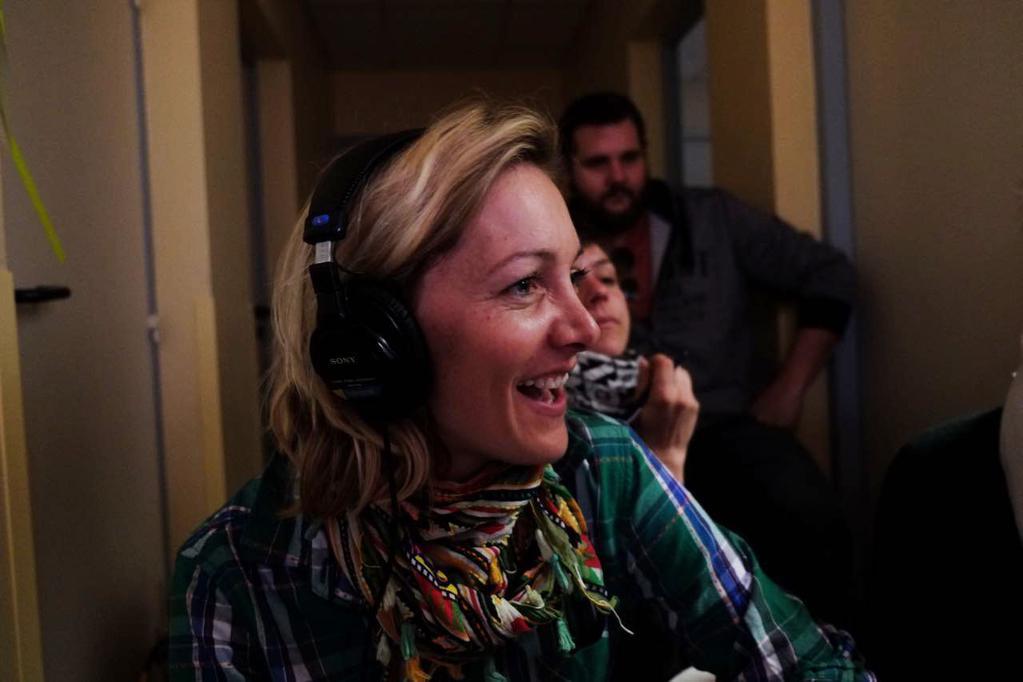 Julie Darfeuil - © Les films du Worso - SRAB Films