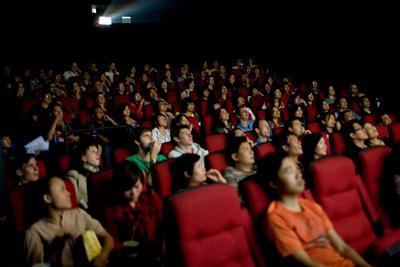 Recap of the 1st Vietnam International Film Festival - Le public apprécie.