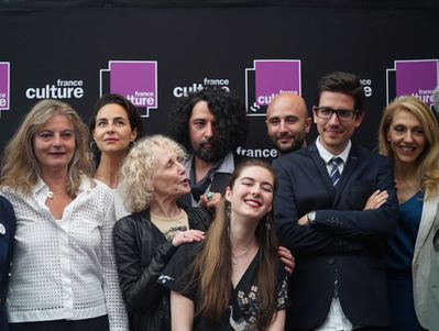 À Voix Haute obtiene el Premio Internacional de Estudiantes Extranjeros del 2018