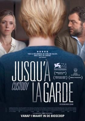 Custody - Poster - Netherlands