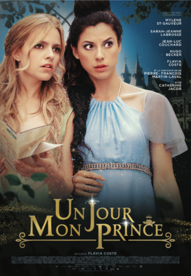 Un jour mon prince - Poster - Quebec