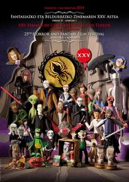 Festival Internacional de Cine Fantástico y Terror de San Sebastián  - 2014