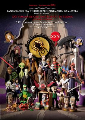 Festival du film d'horreur et fantastique de Saint-Sébastien  - 2014