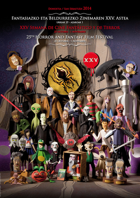 San Sebastian Horror and Fantasy Film Festival - 2014