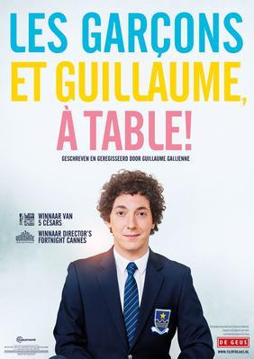 Les Garçons et Guillaume, à table ! - Poster - Netherlands