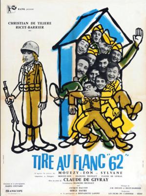 Tire au flanc 62