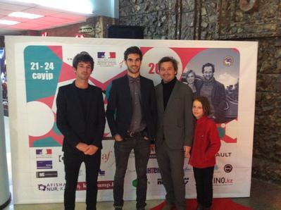 Bilan du 7e Festival Le Cinéma Français Aujourd'hui au Kazakhstan