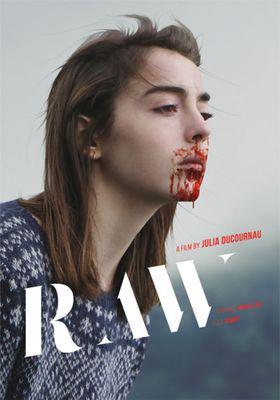 Crudo - International poster