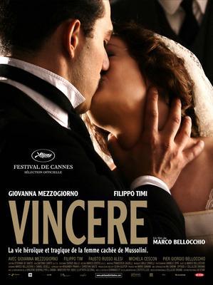 Vincere - Poster - France