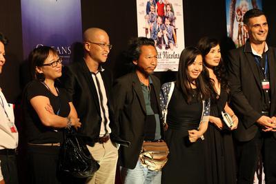 Retour sur le premier Festival International du Film du Vietnam - Philippe Boudoux, attaché audiovisuel et les org