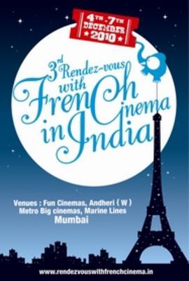 Le 3e Rendez vous du cinéma français en Inde