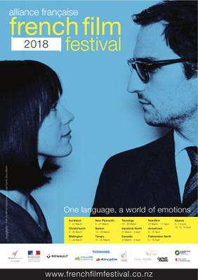 The Alliance Française French Film Festival (New Zealand) - 2018