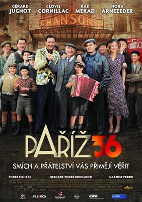 Paris 36 - Poster - République tchèque