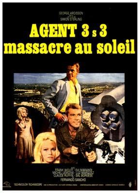 Agent 3S3, massacre au soleil