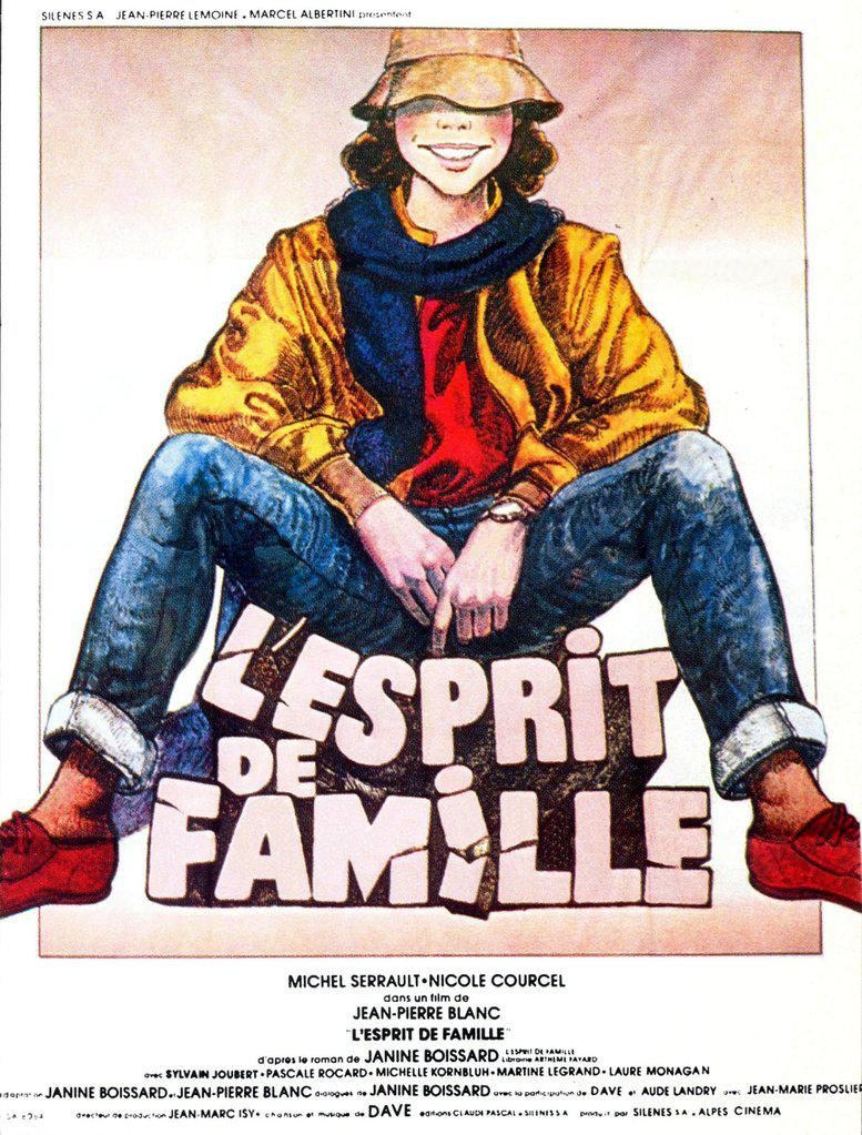 l 39 esprit de famille 1979 unifrance films. Black Bedroom Furniture Sets. Home Design Ideas