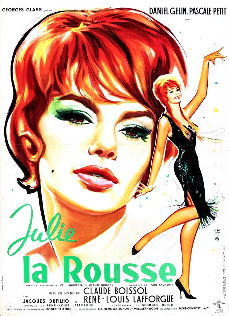 Julie the Redhead