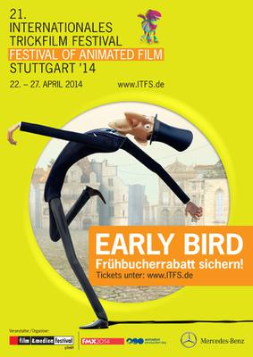 Stuttgart Trickfilm International Animated Film Festival  - 2014