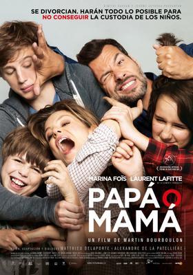 Papa ou maman - Poster - Spain