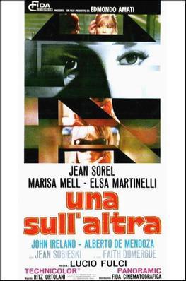 Una historia perversa - Poster - Italie