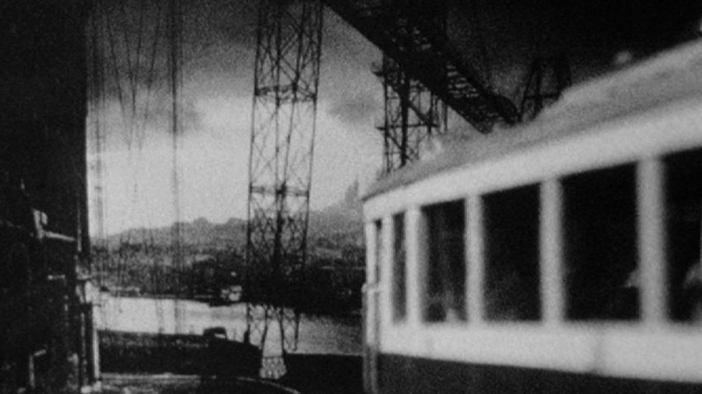 The Ghost Tram of Marseilles