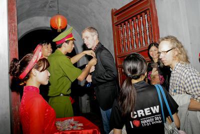 Retour sur le premier Festival International du Film du Vietnam - Matthieu Poirot-Delpech directeur-photo, membre du