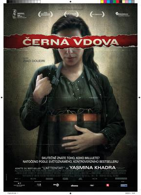 El atentado - Poster - The Czech Republic
