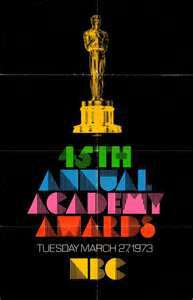 Academy Awards - 1973