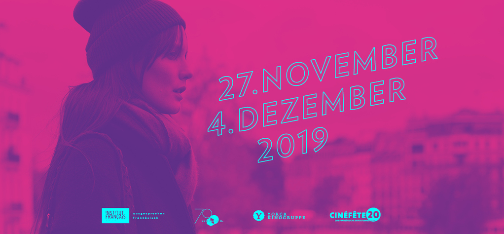 Save the date for the 19th Berlin French Film Week
