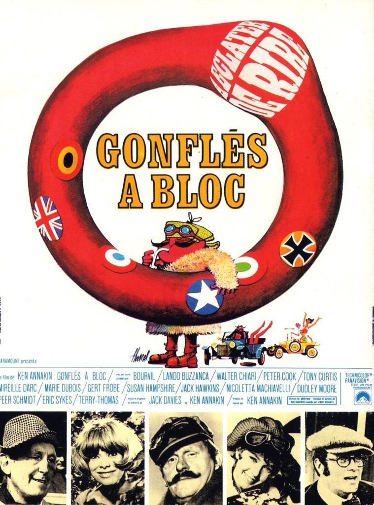 Gonflés à bloc