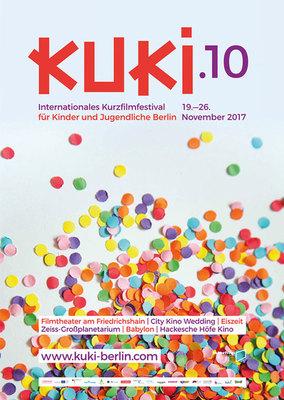 Festival Internacional de Cortometrajes de Berlín para la Infancia y la Juventud (Kuki)  - 2017