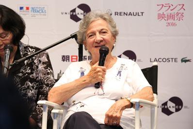 Recap of the 24th French Film Festival in Japan - Marthe Villalonga