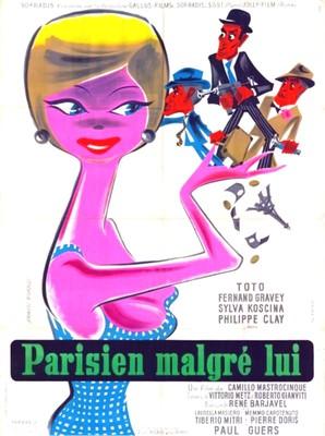 Parisien malgré lui