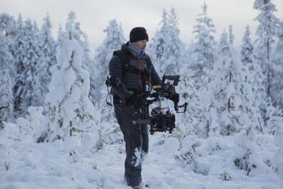 Aïlo : Une odyssée en Laponie - © Guillaume Maidatchevsky