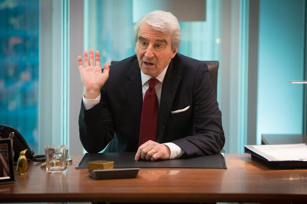Sam Waterston - © EuropaCorp – France 2 Cinema Photo : Kerry Hayes