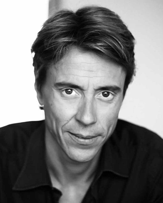 Laurent  Saint-Gérard - © Ingrid Mareski